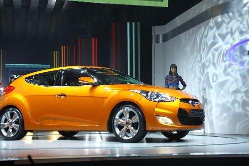 现代汽车Veloster上市 售14.98万-20.58万