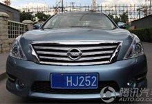 新天籁 2.5XL V6提车作业