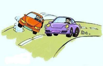 超车最怕遇到什么情况 四种误区如何避免