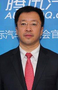 北京现代常任副总经理刘智丰