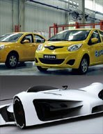 噪声小能量可回收 中国纯电动车渴望做老大