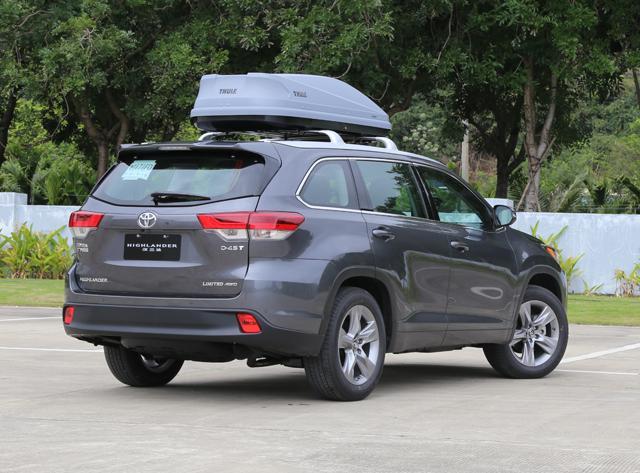 为了家做出选择 主打舒适全能的中型SUV