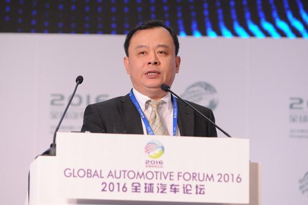 王侠:汽车工业正面临转型 新挑战将加速产业洗牌