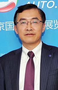 长安汽车股份有限公司副总裁 刘波