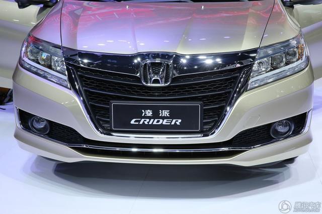 广汽本田新款凌派正式发布 12月23日上市