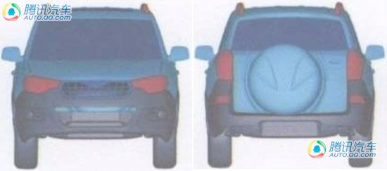 瑞麒X3/S19/X5换代车 奇瑞3款车效果图曝光