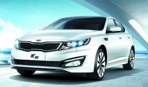 起亚K5上市冲击中级车市场 展开数字营销