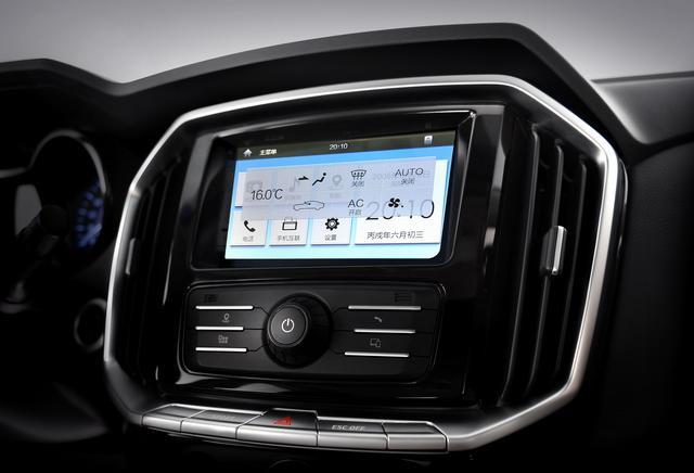 驭胜S350柴油国五版上市 售13.58-16.68万