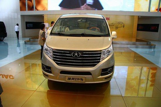 2011上海车展赏车攻略之MPV车型全揭秘