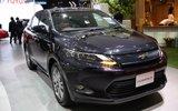丰田7座SUV采用鹞式车标