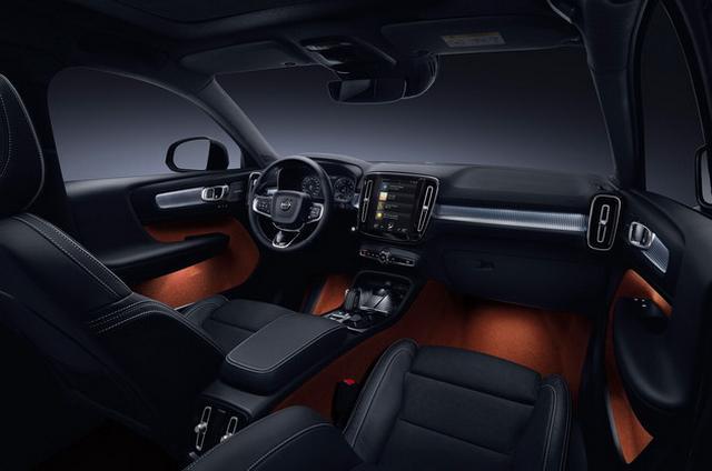 沃尔沃XC40量产车正式下线 竞争对手领克01?