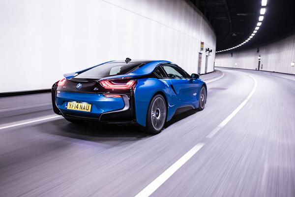 BMW i 汽车界的冲金王高清图片