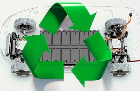 新能源车残值有救了?加速前进的动力电池回收