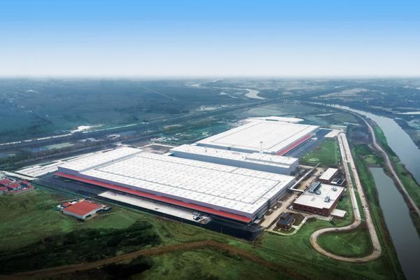 蔚来第二工厂正式落户上海嘉定 将采取自建模式