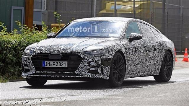 最美轿跑 全新一代奥迪A7将于10月19日公布