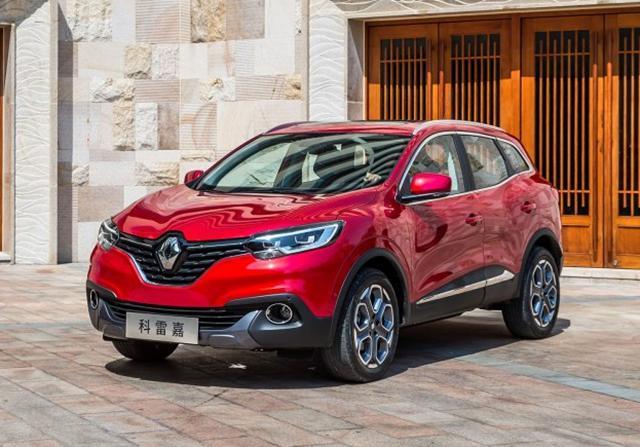 曝雷诺2017年入华新车计划 含三款进口车