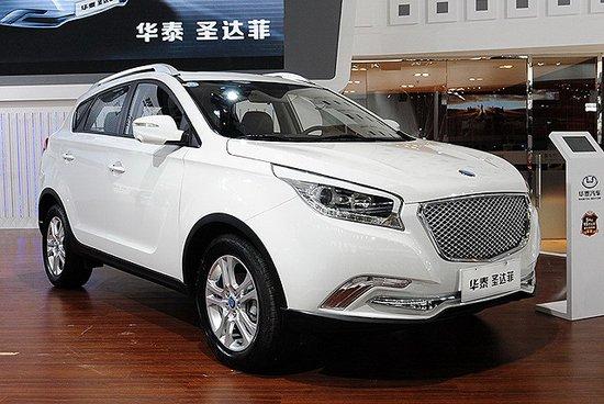 新圣达菲将于广州车展上市 6款车/售8万起