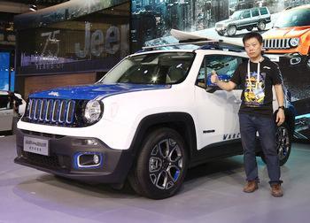 牛编速评新车之广汽菲克Jeep自由侠 有情怀有实力