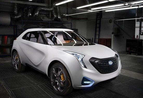 [海外车讯]现代将推入门级跨界车 竞争翼博