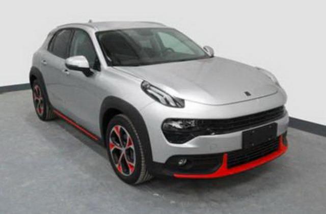 跨界紧凑型SUV 领克02将于3月26日发布