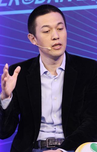 蔚来汽车创始人、CEO 李斌