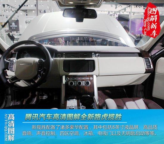 [图解新车]全新一代路虎揽胜国内首发