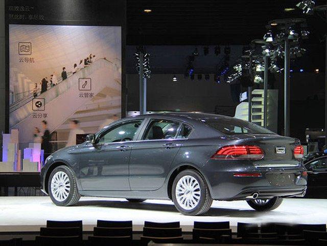 售11.99万-16.79万 观致3广州车展上市
