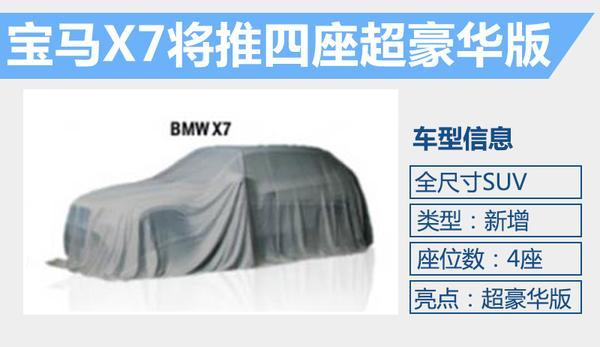 奔驰/宝马齐推超豪华SUV 将密集引入国内