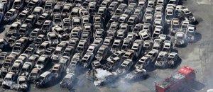 最震撼:日本地震引起日系车全球供应链紧张