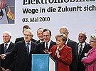 德国汽车业欲领军国际电动汽车市场