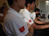 中国队参赛选手