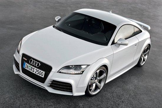 性能更强 奥迪或推TT-RS Plus增强型车型