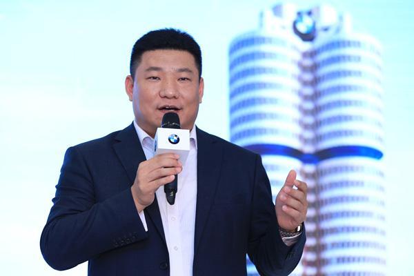 刘智:宝马提速新能源产业链条布局