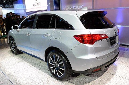 [新车解析]新款讴歌RDX北美车展正式发布