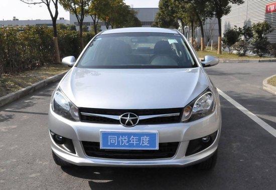 尺寸加大 同悦2012年度车型北京车展亮相