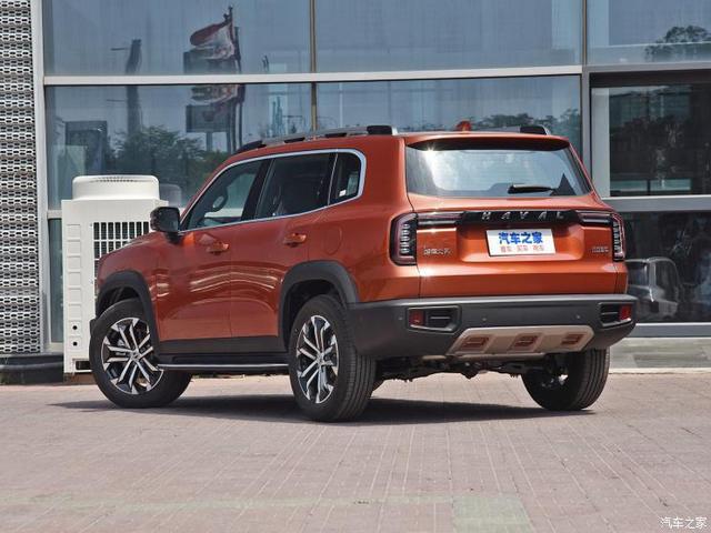 9月初预售/月底面市 哈弗大狗紧凑级SUV更多信息