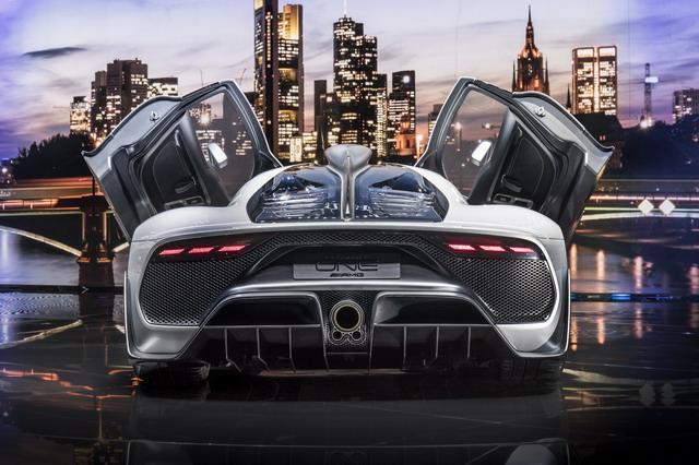 售价1505万疾驰超跑 还未上市已售罄