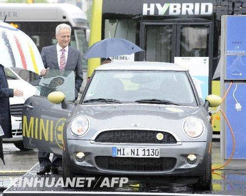 促进产业化 德国启动国家电动汽车计划