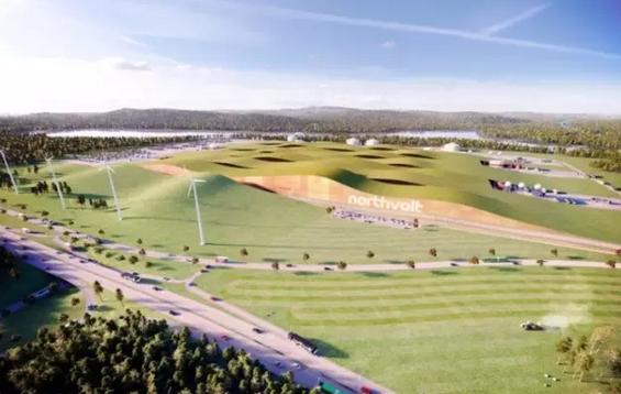 ABB牵手诺沃特建欧洲最大电池厂 对标特斯拉超级工厂