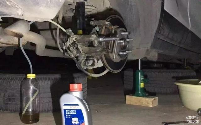 汽车刹车油多长时间更换一次