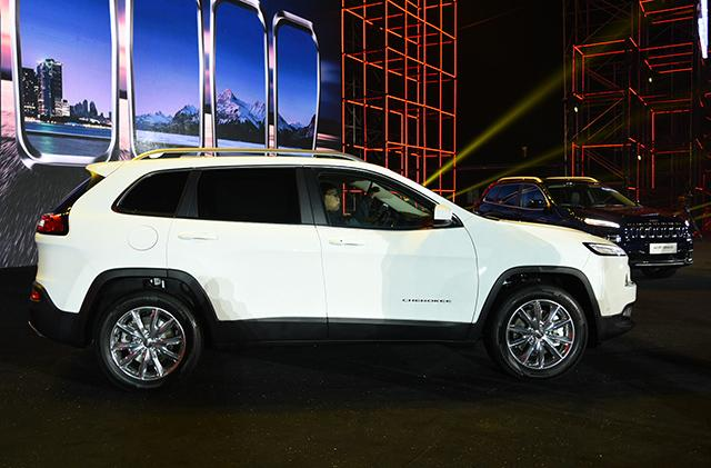 广汽菲克国产Jeep自由光上市 售22.98万起