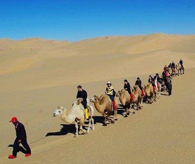 我们自驾去沙漠―内蒙古5000里自驾游记