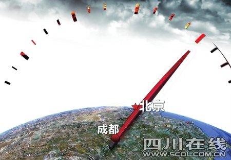 北京车展的西部战略 300辆展车即将抵蓉