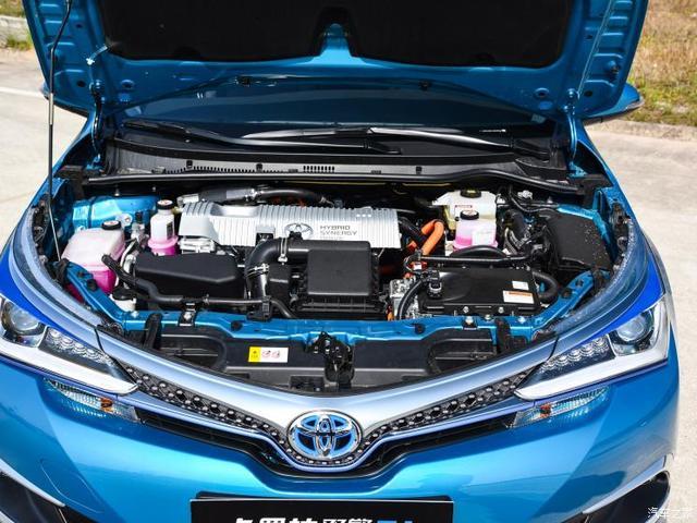 一汽丰田卡罗拉双擎e+将于3月9日上市