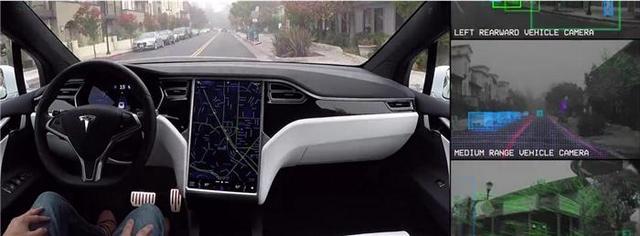 特斯拉用影子模式采功能数据 称2018年完全自动驾驶