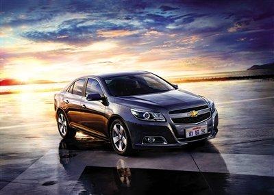 上周,上海通用汽车发布了雪佛兰迈锐宝最新官方图片.这款高清图片