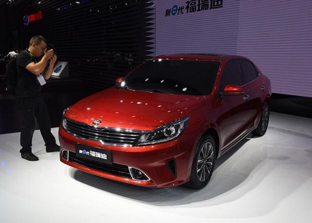 入门紧凑级轿车 全新福瑞迪将于11月上市