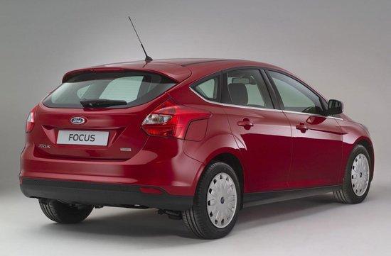 百公里油耗3.5升!福特福克斯节能版发布