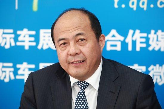 奇瑞汽车销售公司总经理 马德骥