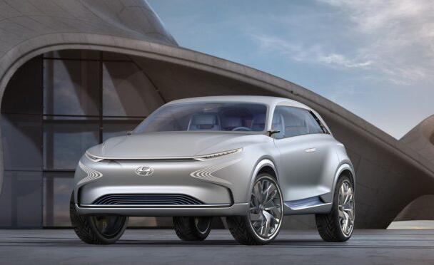 现代推出FE氢燃料电池SUV 续航里程高达800公里